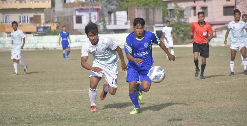 लुम्बिनीको जीतमा लिम्बु बने नायक