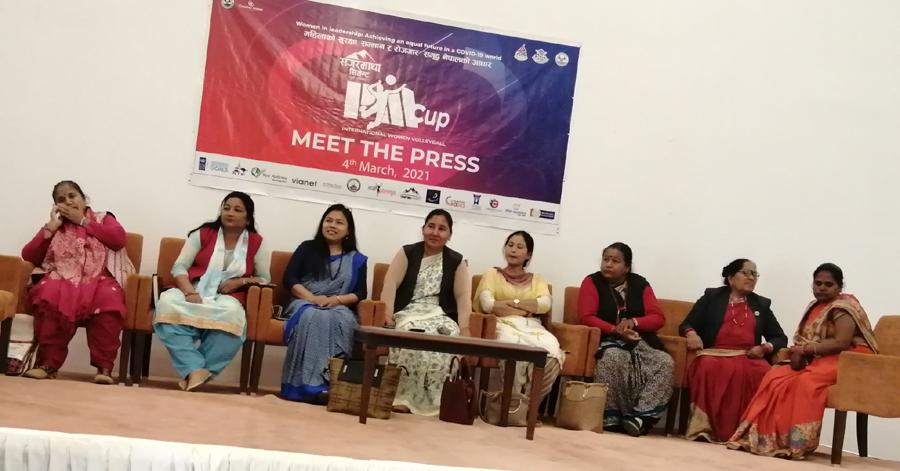 पीएम कप भलिबलको पुरस्कार राशी बढ्यो