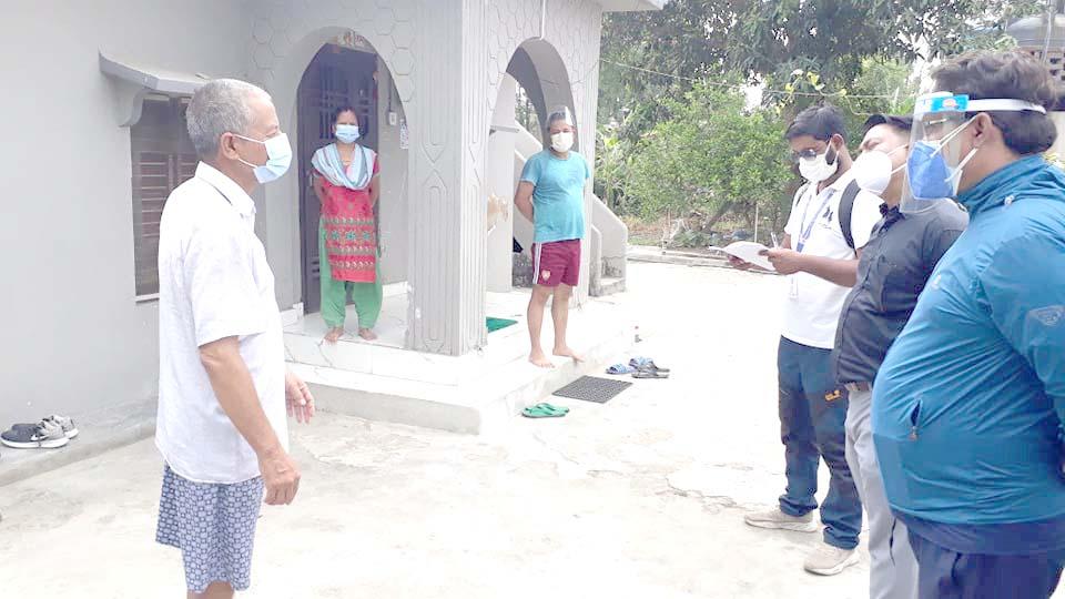 जनता बचाउन १३ नम्बरको आफ्नै अभियान
