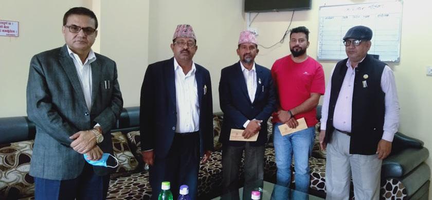लुम्बिनी खेलकुदको सदस्य सचिवमा भीम वली