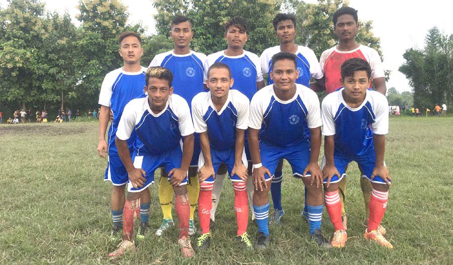 तुलसीपुर र सिमलघारी फाइनलमा