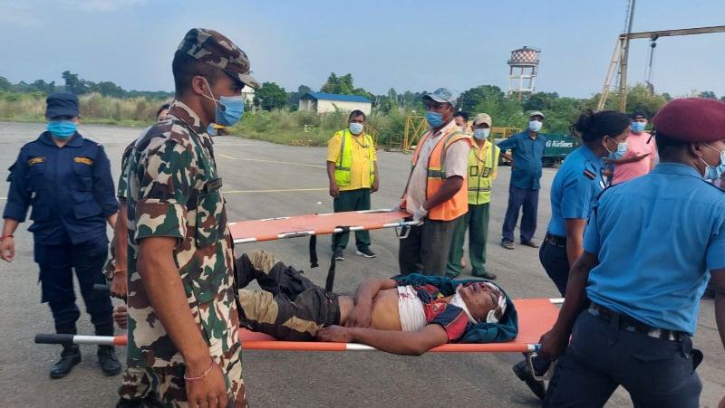 मुगु बस दुर्घटनामा मृतकको संख्या ३२ पुग्यो, चार जनाको बाँकेमा मृत्यु